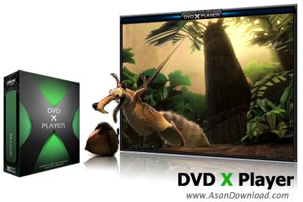 دانلود DVD X Player Pro v5.5.3.9 - نرم افزار پخش کننده دی وی دی