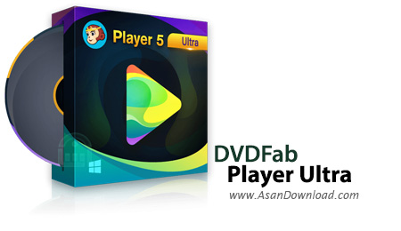 دانلود DVDFab Player Ultra v5.0.2.0 - نرم افزار پخش مالتی مدیا