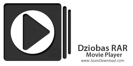 دانلود Dziobas RAR Movie Player v0.009.50 - نرم افزار پخش تکه فیلم های RAR