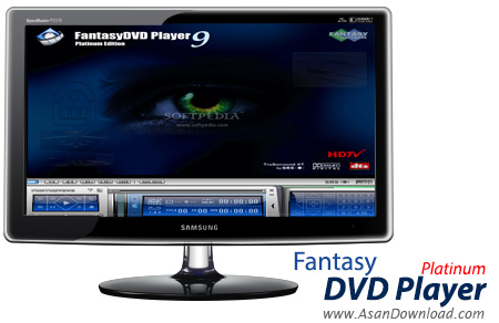 دانلود FantasyDVD Player Platinum v9.5.5 Build 724 - نرم افزار پخش فیلم های DVD با بهترین کیفیت