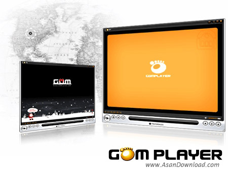 دانلود GOM Player Plus v2.3.49.5312 + Free v2.3.49.5312 - نرم افزار پخش فایل های صوتی و تصویری