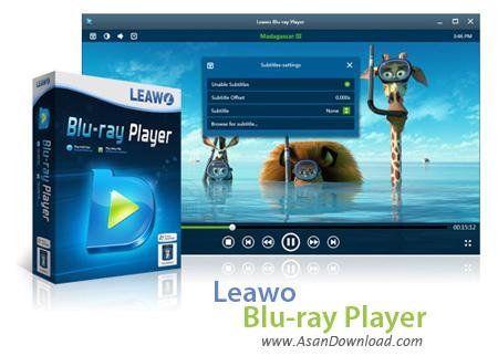 دانلود Leawo Blu-ray Player v1.10.0.2 - نرم افزار پخش فیلم ها با بهترین کیفیت