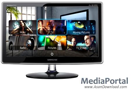 دانلود MediaPortal v1.8.0 - نرم افزار مدیاسنتر همه کاره و بی نظیر