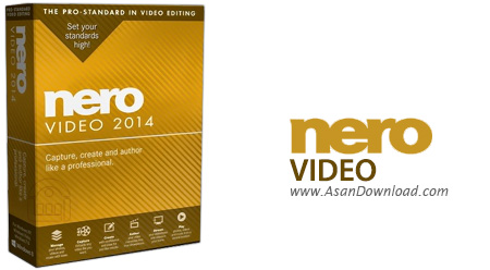دانلود Nero Video 2017 v18.0.00800 + 2018 v19.0.01000 - نرم افزار مدیریت حرفه ای فایل های چند رسانه ای