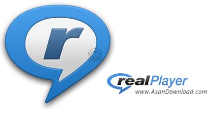 دانلود RealPlayer Plus v16.0.0.282 - دریافت و پخش رسانه های آنلاین