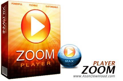 دانلود Zoom Player MAX v9.3.0 - نرم افزار پخش کننده فایل های صوتی و تصویری