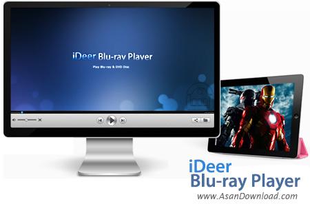 دانلود iDeer Blu-ray Player v1.6.2.1757 - نرم افزار پخش فیلم های بلوری