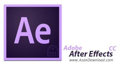 دانلود Adobe After Effects CC 2017 v14.0.1.5 - نرم افزار ادوبی افترافکت