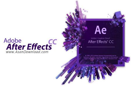 دانلود Adobe After Effects CC 2014 v13.0.1 x64 - نرم افزار ادوبی افتر افکت
