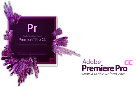 دانلود Adobe Premiere Pro CC 2017 v11.1.2.22 x64 - نرم افزاری فوق حرفه ای برای ویرایش فیلم ها