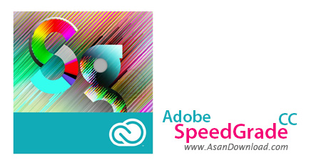 دانلود Adobe SpeedGrade CC v7.2.1 - نرم افزار ویرایش حرفه ای فیلم ها