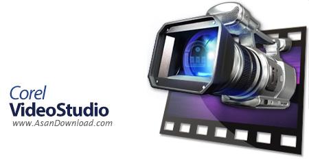 دانلود Corel VideoStudio Ultimate X9.5 v19.6.0.1 x86/x64 + Content - ویدئو استودیو، نرم افزار ویرایش و مونتاژ فیلم