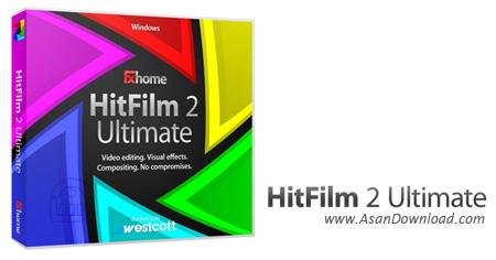 دانلود HitFilm 2 Ultimate - نرم افزار تدوین حرفه ای فیلم ها