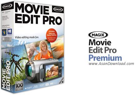 دانلود MAGIX Movie Edit Pro 2014 Premium v13.0.5.4 - نرم افزار تدوین حرفه ای فیلم