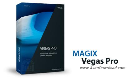 دانلود MAGIX Vegas Pro v14.0.0 Build 270 x64 - نرم افزار ویرایش فیلم