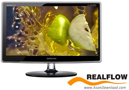 دانلود NextLimit RealFlow 2014 v8.1.1.0179 x64 + Plugins - نرم افزار شبیه سازی مایعات در فیلم ها