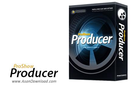 دانلود Photodex ProShow Producer v9.0.3793 - نرم افزار ساخت اسلاید و آلبوم های دیجیتالی