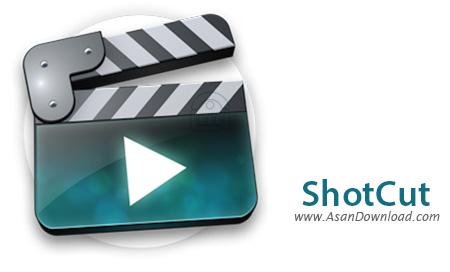 دانلود ShotCut v18.07 - نرم افزار رایگان ویرایش فیلم