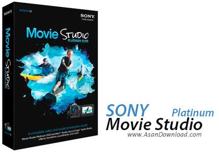 دانلود Sony Movie Studio Platinum v13.0.931 x86 + v13.0.932 x64 - نرم افزار ویرایش حرفه ای فیلم ها