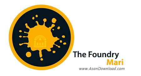 دانلود The Foundry Mari vThe Foundry Mari 4.2v1 x64 - نرم افزار بافت دهی به اشیا سه بعدی
