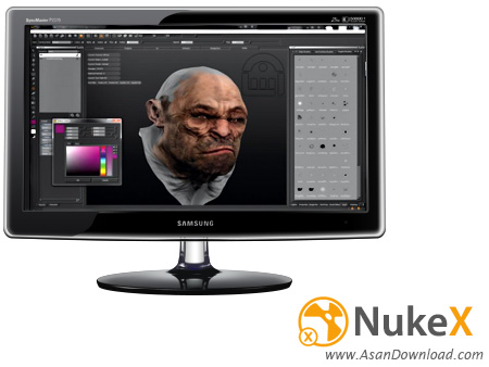 دانلود The Foundry Nuke Studio v11.1v4 + NUKE and NUKEX v8.0v5 x64 - نرم افزار ساخت جلوه های ویژه سینمایی