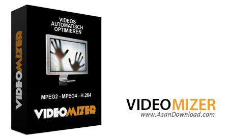 دانلود Videomizer v2.0.12.326 - نرم افزار ویرایش و تبدیل فرمت های ویدئویی