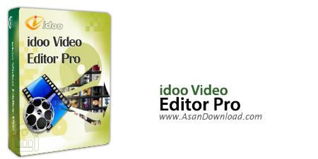 دانلود idoo Video Editor Pro v10.0.0 - نرم افزار ویرایش فایلهای ویدئویی