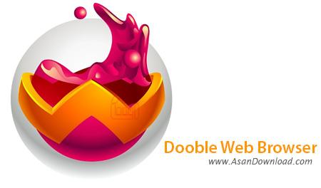 دانلود Dooble Web Browser v1.54 - مرورگر وب مطمئن و سریع