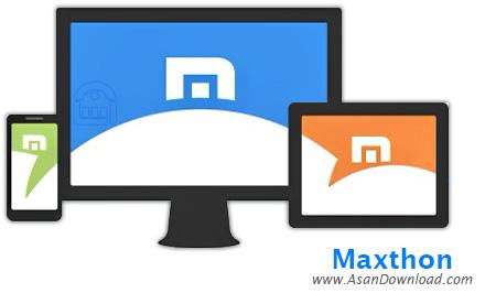 دانلود Maxthon Cloud Browser v5.1.2.3000 - نرم افزار مرورگر ابری مکستون