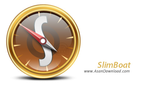 دانلود SlimBoat v1.1.53 - مرورگری ساده، سریع و قدرتمند
