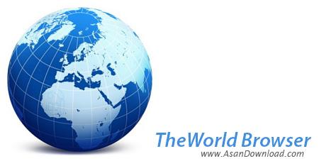 دانلود TheWorld Browser v3.5.0.3 - مرورگر ساده و سریع
