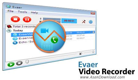 دانلود Evaer Video Recorder for Skype v1.8.5.27 - نرم افزار ضبط تماس های صوتی و تصویری اسکایپ