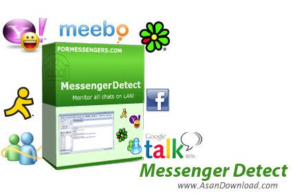 دانلود Messenger Detect v4.0.5.1 - نرم افزار ضبط گفتگوهای اینترنتی