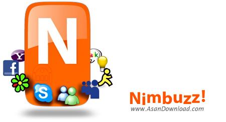 دانلود Nimbuzz v2.9.2 - نرم افزار دسترسی همزمان به اکانت مسنجرهای مختلف