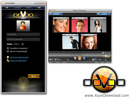 دانلود ooVoo 3.7.1.10 - پیام رسان چت صوتی و تصویری