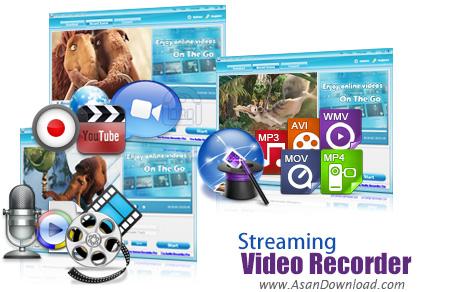 دانلود Apowersoft Streaming Video Recorder v6.1.8 - نرم افزار ضبط و دانلود ویدئوهای آنلاین