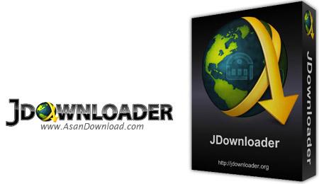 دانلود JDownloader v2.0.0.1 - نرم افزار مدیریت دانلود فایل از سایت های اشتراک فایل رایگان