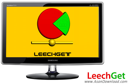 دانلود LeechGet 2009 v2.1.1800.1 - نرم افزار مدیریت دانلود