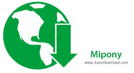دانلود Mipony v2.5.6 - دانلود آسان از سایتهای به اشتراک گذاری فایل