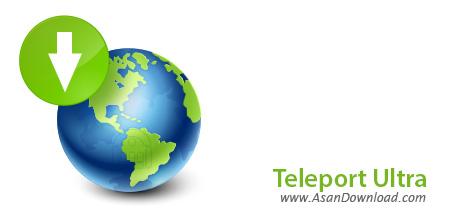 دانلود Teleport Ultra v1.70 - نرم افزار دانلود کامل یک وب سایت