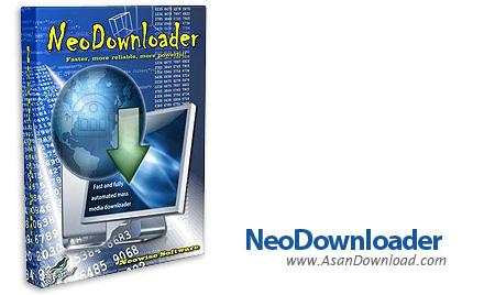 دانلود NeoDownloader v2.9.2.175 - نرم افزار دانلود گروهی عکس و فایل ها با سرعت بالا