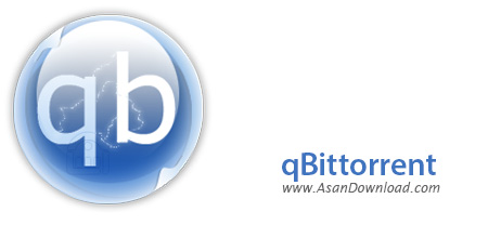 دانلود qBittorrent v4.1.7 - نرم افزار دانلود فایل های تورنت