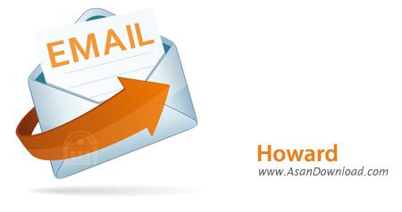 دانلود Howard v1.63 - نرم افزار اطلاع رسانی ایمیل ها