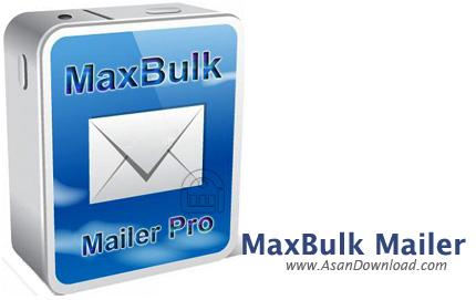 دانلود MaxBulk Mailer Pro v8.6.6 - نرم افزار ارسال ایمیل های گروهی