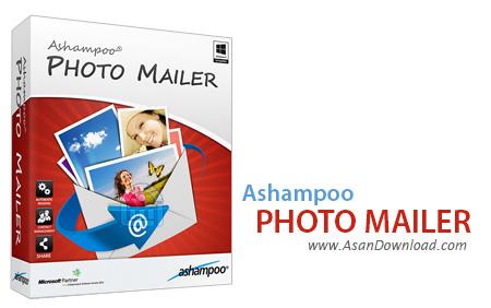 دانلود Ashampoo Photo Mailer v1.0.8.2 - نرم افزار به اشتراک گذاری تصاویر