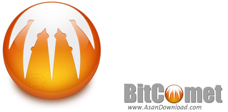 دانلود BitComet v1.37 x86/x64 - نرم افزار اشتراک گذاری فایل ها