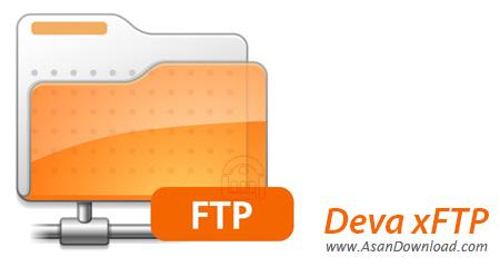 دانلود Deva xFTP v5.0.2 - نرم افزار انتقال اطلاعات به سرورهای FTP
