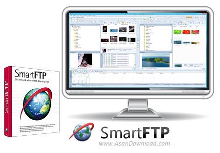 دانلود SmartFTP Client Ultimate 6.0.2168  - اف تی پی