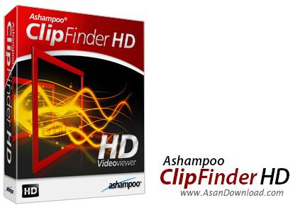 دانلود Ashampoo ClipFinder HD v2.52 - نرم افزار جستجو و یافتن کلیپ مورد نظر از اینترنت