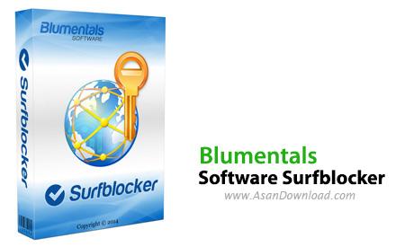 دانلود Blumentals Software Surfblocker v5.11.0.61 - نرم افزار کنترل دسترسی به اینترنت